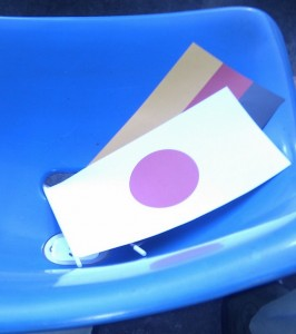 Fahnen für Japan