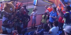 Karla Kick - Das Maskottchen der WM2011
