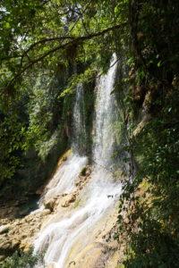 Wasserfall in El Nicho (Kuba)